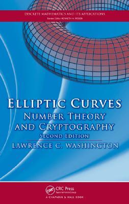Elliptic Curves By Washington, Lawrence C.